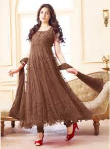 latest fashion indian anarkali suits and frocks 2017 2018