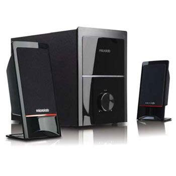 Speaker 2 1 Microlab X321 microlab m700 black speaker system 2 1 with subwoofer 40w