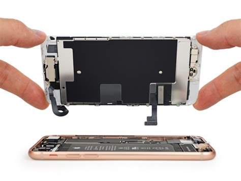 iphone 8 display assembly replacement ifixit repair guide