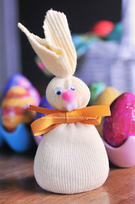 sock bunnies munchkins and