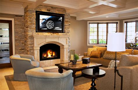 family room images abt custom theater installations