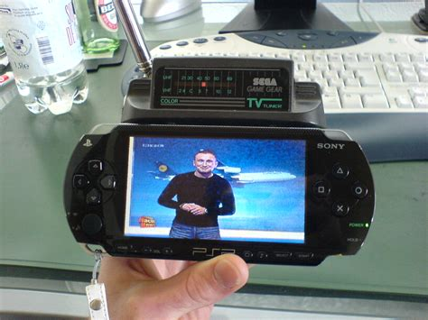 game gear tv mod tv tuner an psp portablegaming de