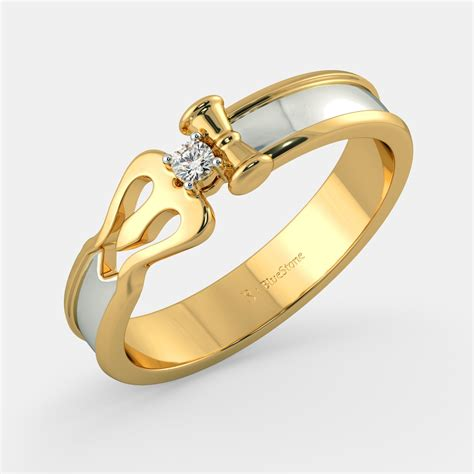 Rings For by The Trishool Ring For Him Bluestone
