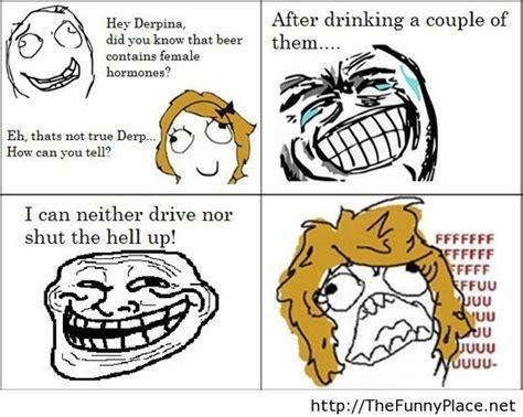 Derpina Meme - derpina rage comic joke thefunnyplace