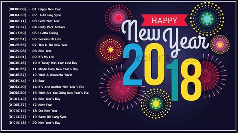 one fm new year song list best happy new year songs 2018 top new year songs of all