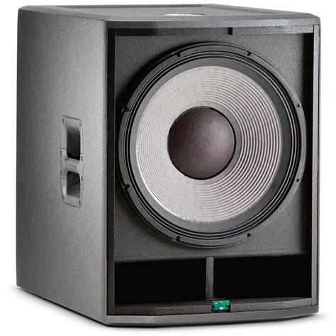 Speaker Aktif Jbl 18 Inch jbl prx718xlf self powered 18 inch extended low frequency subwoofer
