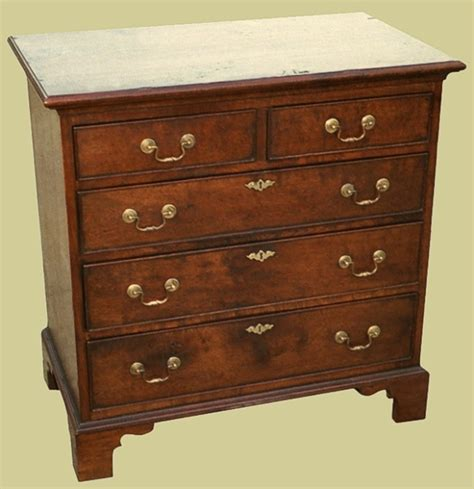 chests of drawers oak fruitwood superb value
