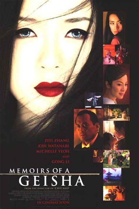 li marshall le memorie di una geisha