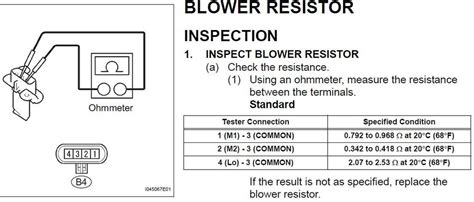 blower motor resistor specifications tacoma fan switch not working aaron linsdau motivational