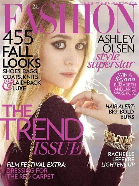 clothes design magazine ashley olsen for fashion magazine september 2010