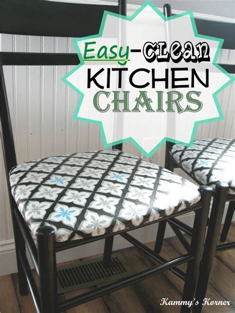 vinyl upholstery fabric for kitchen chairs 17 best ideas about recover dining chairs on pinterest