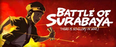 bioskop keren perang sinopsis battle of surabaya 2014 sinopsis dan review film