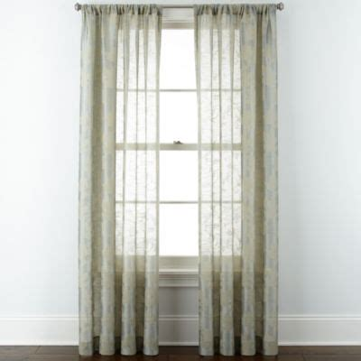 jcpenney home collection curtains. curtains ideas window