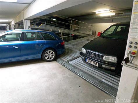 duplex garage passt der o2 combi in eine doppelparker duplex garage
