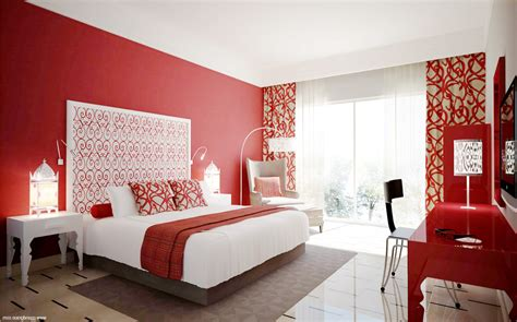 red and white girls bedroom most beautiful bedrooms for girls red home combo