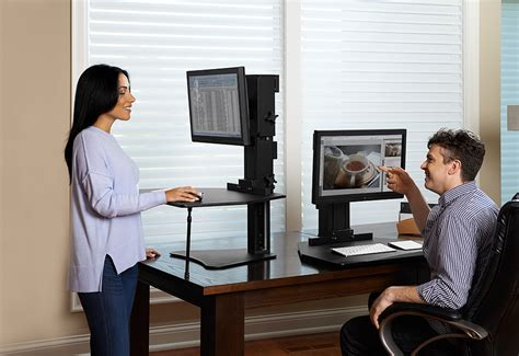 sharper image computer desk how to find your best standing desk writing and wellness