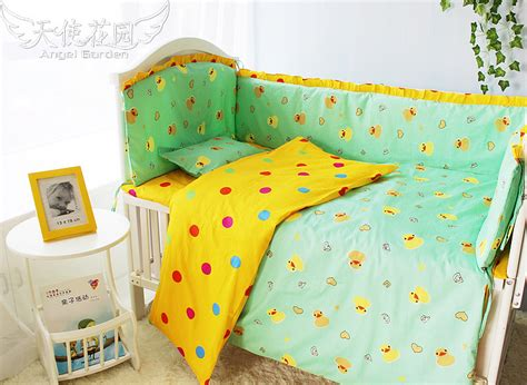 duck crib bedding get cheap duck baby bedding aliexpress