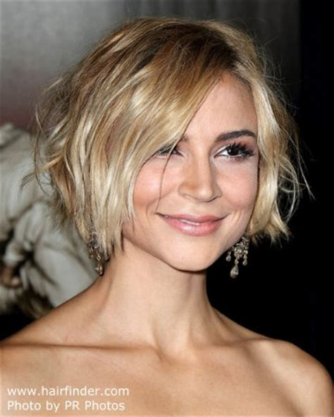 hombre hairstyles for short hair samaire armstrong short and tousled hairstyle colored