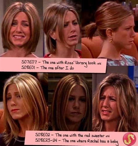 hairstyles like rachel on friends last episode 25 best ideas about jennifer aniston short hair on