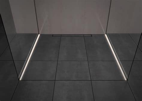 beleuchtung in der dusche beleuchtung bad und sanit 228 r gestaltung baunetz wissen
