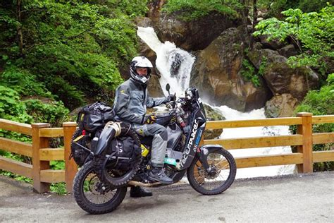 ktm 690 adventure bike this modified ktm 690 rally may be the ultimate adv bike