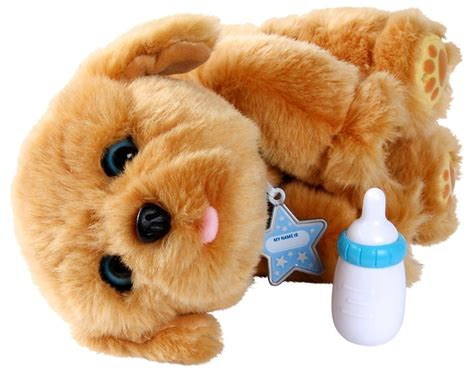 puppy alive snuggles live pets snuggles my puppy playset