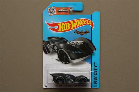 Batman Arkham Batmobile Hw City wheels 2015 hw city batman arkham asylum batmobile black