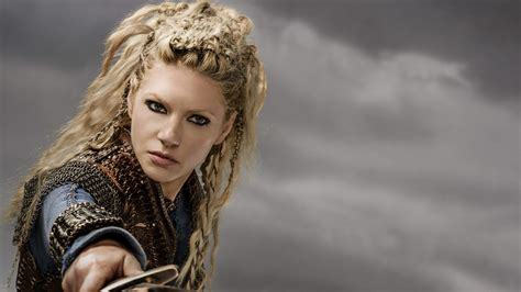 katheryn winnick series wallpaper katheryn winnick lagertha vikings 4k tv