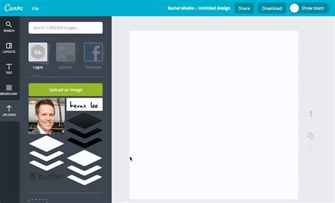 canva hyperlink a month s worth of social media growth hacks experiments