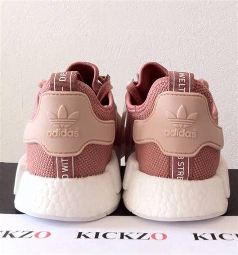 adidas nmd   raw pink rose salmon peach  womens