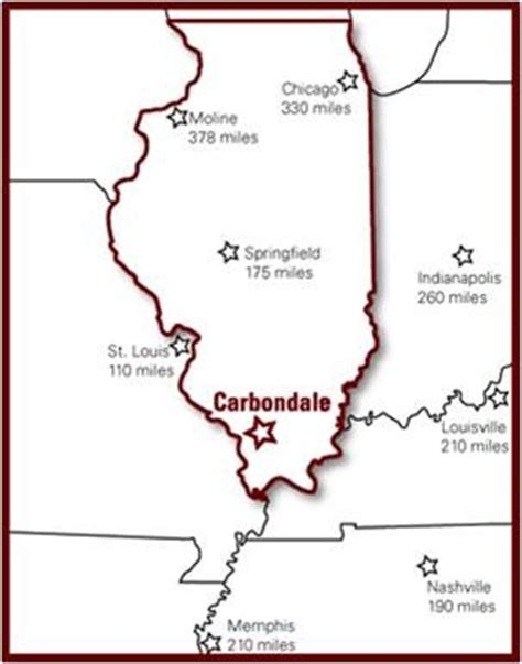 Southern Illinois Carbondale Mba by Southern Illinois Carbondale Center For