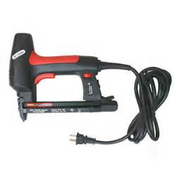 electric 22 3 8 quot crown upholstery stapler 18