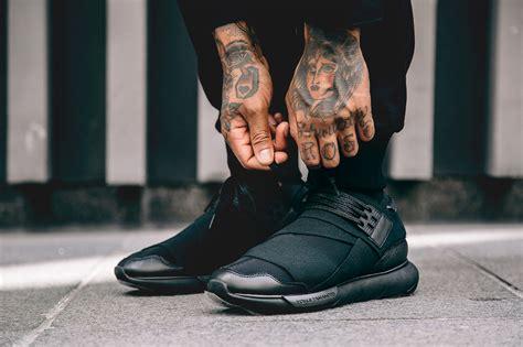 Adidas Y 3 Qasa Black coming soon adidas y 3 qasa high black wish