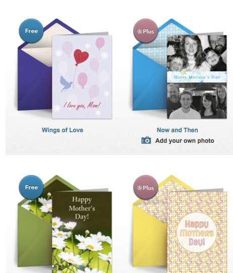 Punchbowl Gift Cards - gift included greetings punchbowl mothers day card