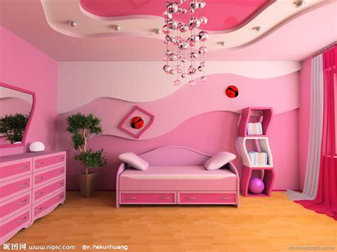 y bedroom girl 粉色卧室摄影图 室内摄影 建筑园林 摄影图库 昵图网nipic com
