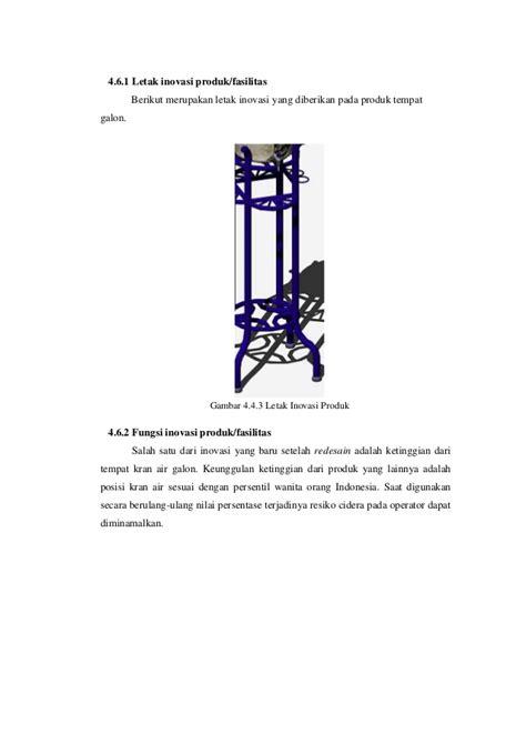 Produ Tempat Rempah 6 In 1 T3009 modul 4 design and redesign product