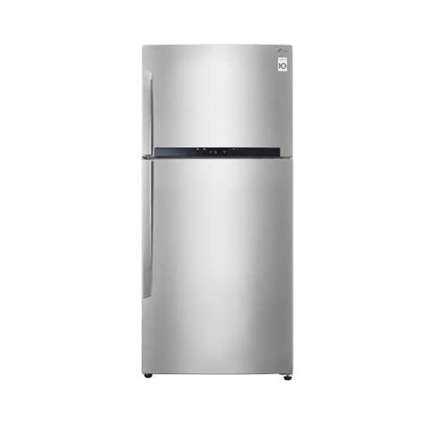 Freezer Lg Baru jual lg gc b512hlcl 2 doors refrigerator 510l harga kualitas terjamin blibli