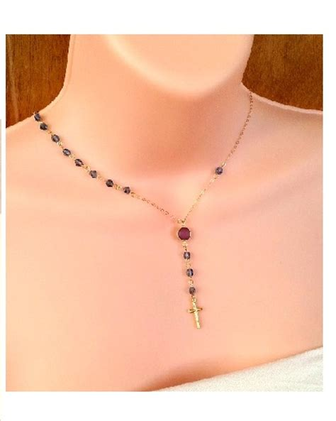 necklace yolanda foster wears on housewives rosary cross necklace real housewives of beverly hills