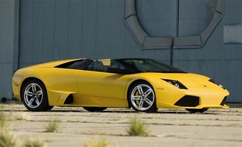 Lamborghini Murcielago Sv Roadster Car And Driver