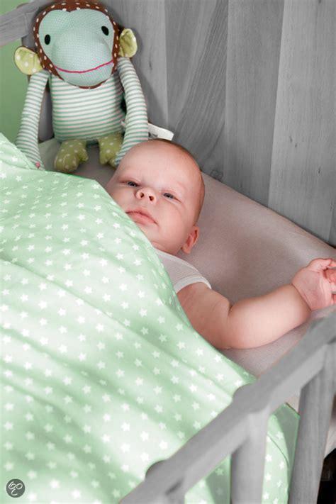 baby dekbedovertrek sterren bol cottonbaby dekenhoes ledikant 100x135 cm