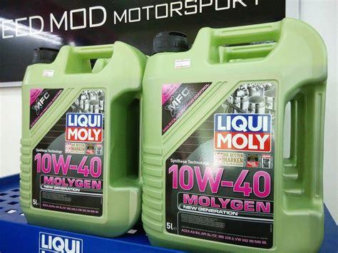 Liqui Moly Engine Detox Review by Liqui Moly Molygen New Generation 10w40 5l