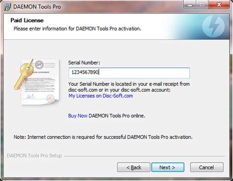 daemon tools lite serial numbers