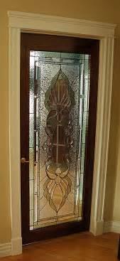 Interior Beveled Glass Doors Wooden Door Design Home Designer