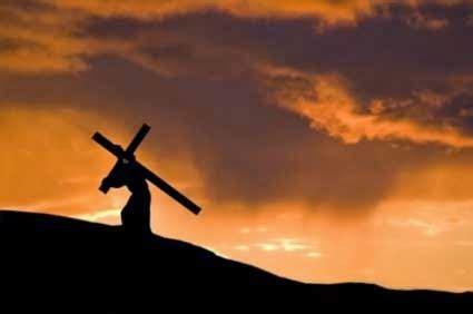 Salib Dinding Kecil Skp L markus 8 31 38 menyangkal diri memikul salib dan mengikut yesus khotbah dan renungan kristen