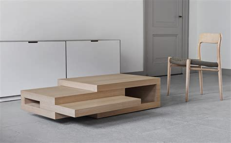 modern table design ingeniously versatile rek extending coffee table by