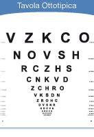 tavola ottotipica test visivi gaetano gigante