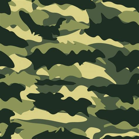army pattern free vector military background vector free download