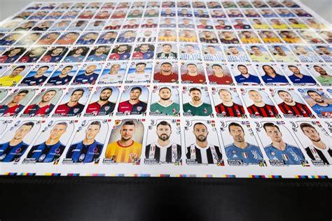 dei calciatori panini il nuovo album dei calciatori repubblica it