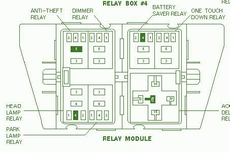 ford page  circuit wiring diagrams