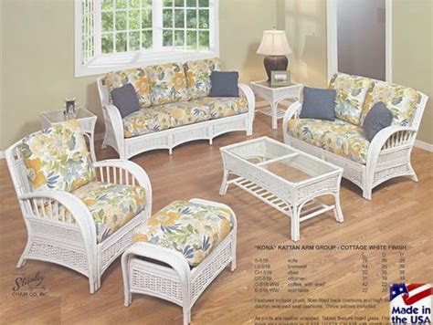 white wicker living room furniture 17 best images about white rattan and wicker indoor living